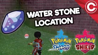 Where to Find a Water Stone in Pokemon Sword and Shield