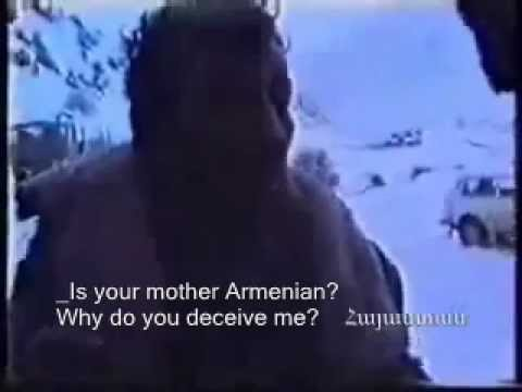 azerbaijanis were captured by Armenians during 1991-1994 (English subtitles)