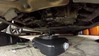 how to change oil in a porsche boxster and boxster s 986 987