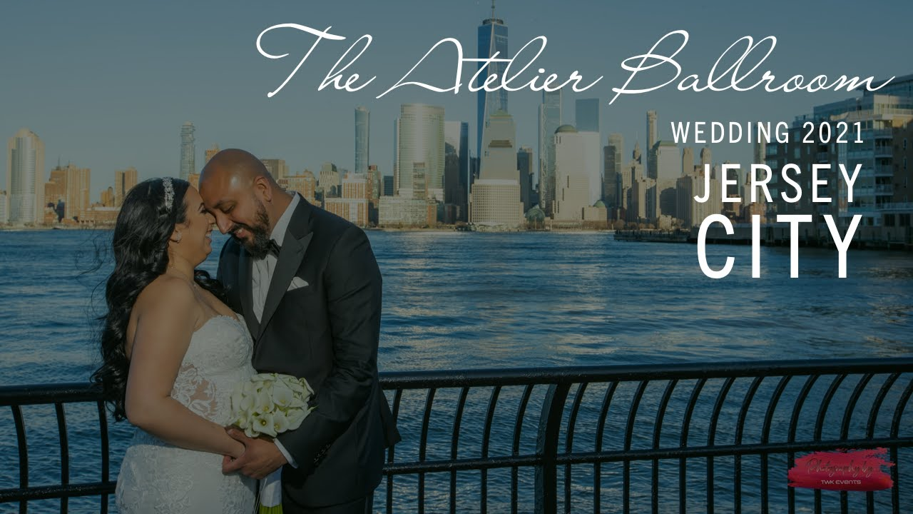 🆕 The Atelier Ballroom in Jersey City NJ | Jersey City Wedding Hall | TWK Events
