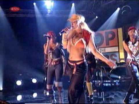 Eve ft Gwen Stefani  Let Me Blow Ya Mind TOTP, 2001
