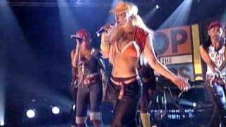 Eve ft. Gwen Stefani - Let Me Blow Ya Mind (TOTP, 2001)