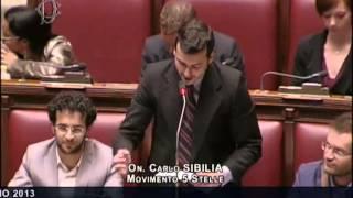 21/5/2013 Carlo Sibilia sul signoraggio bancario