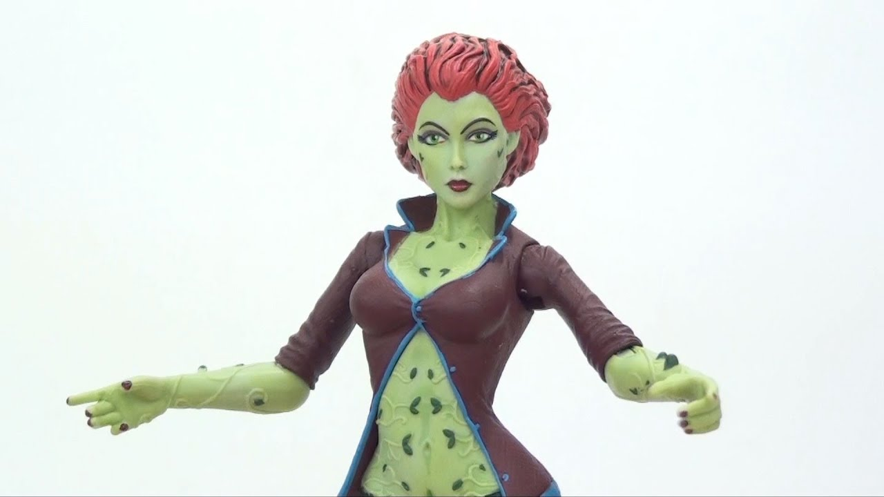 Arkham Asylum Poison Ivy Video Review of the Ba...