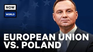 The European Union Triggers Article 7 Against Poland   NowThis World