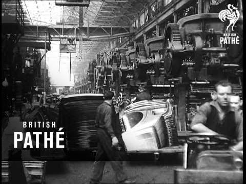 Morris Gazettes - The Gift (1930-1939)