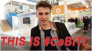 #CeBit 2014! Vlog und Eindrücke