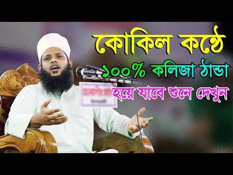 Bangla Waz 2018 Mufti Habibullah Solaimani    কোকিল কন্ঠে ১০০% কলিজা ঠান্ডা হয়ে যাবে শুনে দেখুন