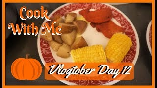 🎃Cook With Me 2018 | Vlogtober Day 12 | Zen Chini Vlogs