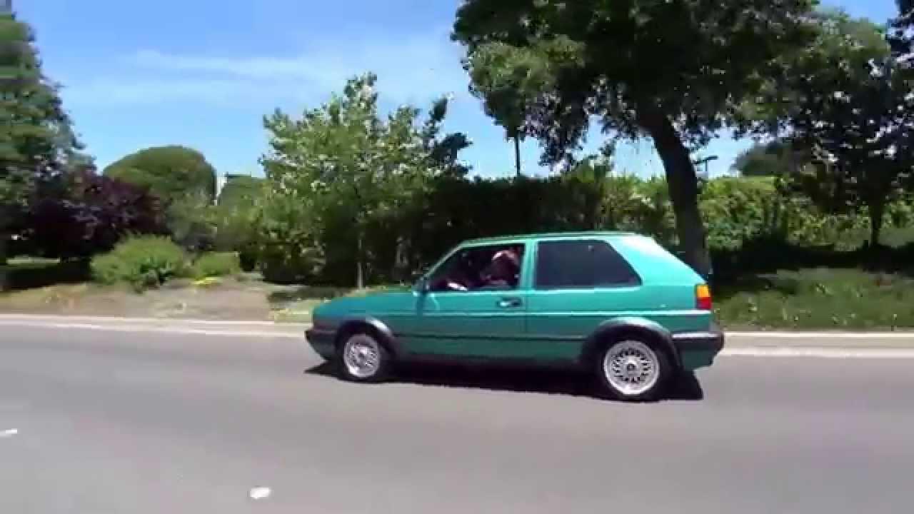 1992 volkswagen golf gti mk2 2 0l manual youtube rh youtube com VW Scirocco GTI VW Scirocco GTI