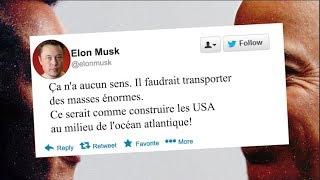 Elon Musk tacle Jeff Bezos, et ça n'est pas sans arrière-pensées