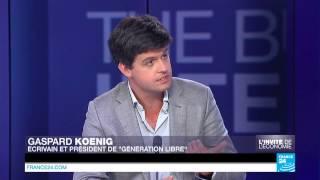 Gaspard Koenig :