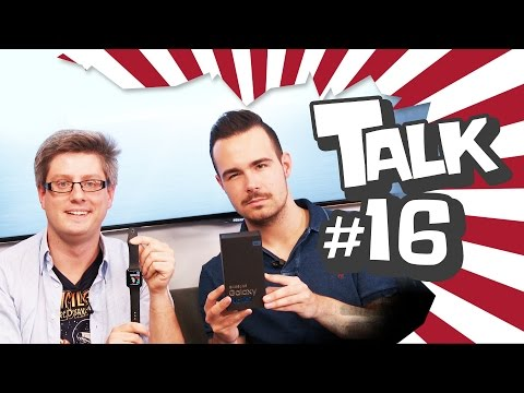 SparmagTalk #16: Google Pixel & Pixel XL, Apple Watch Series 2 & Note 7 Austausch!