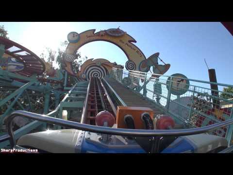 Primeval Whirl (On-Ride) Disney World's Animal Kingdom