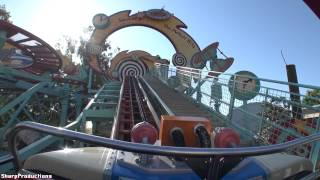 Primeval Whirl (On-Ride) Disney World