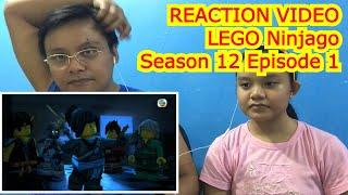 Reaction Video LEGO Ninjago Season 12 Episode 1 Would You Like To Enter Prime Empire