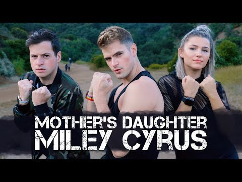 Miley Cyrus - Mother's Daughter | Caleb Marshall | Dance Workout