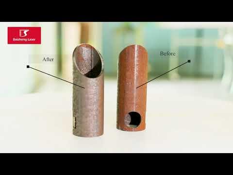 Decapagem - Limpeza à Laser - Baisheng Laser - BS Laser a solução em tecnologia