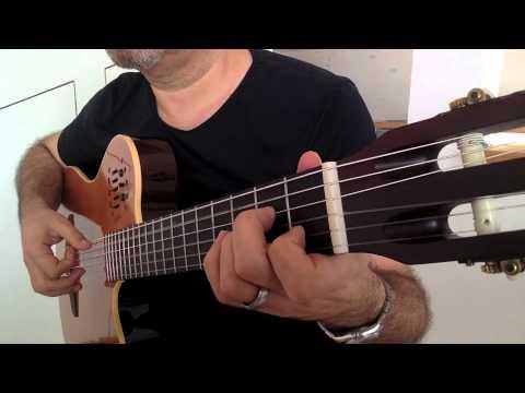 "KATYUSHA "" Acoustic Guitar Solo  "" MATVEI BLANTER"