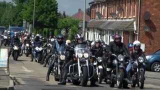 ROCKERS REUNION RIDE IN 2012 PART 1 SKEGNESS