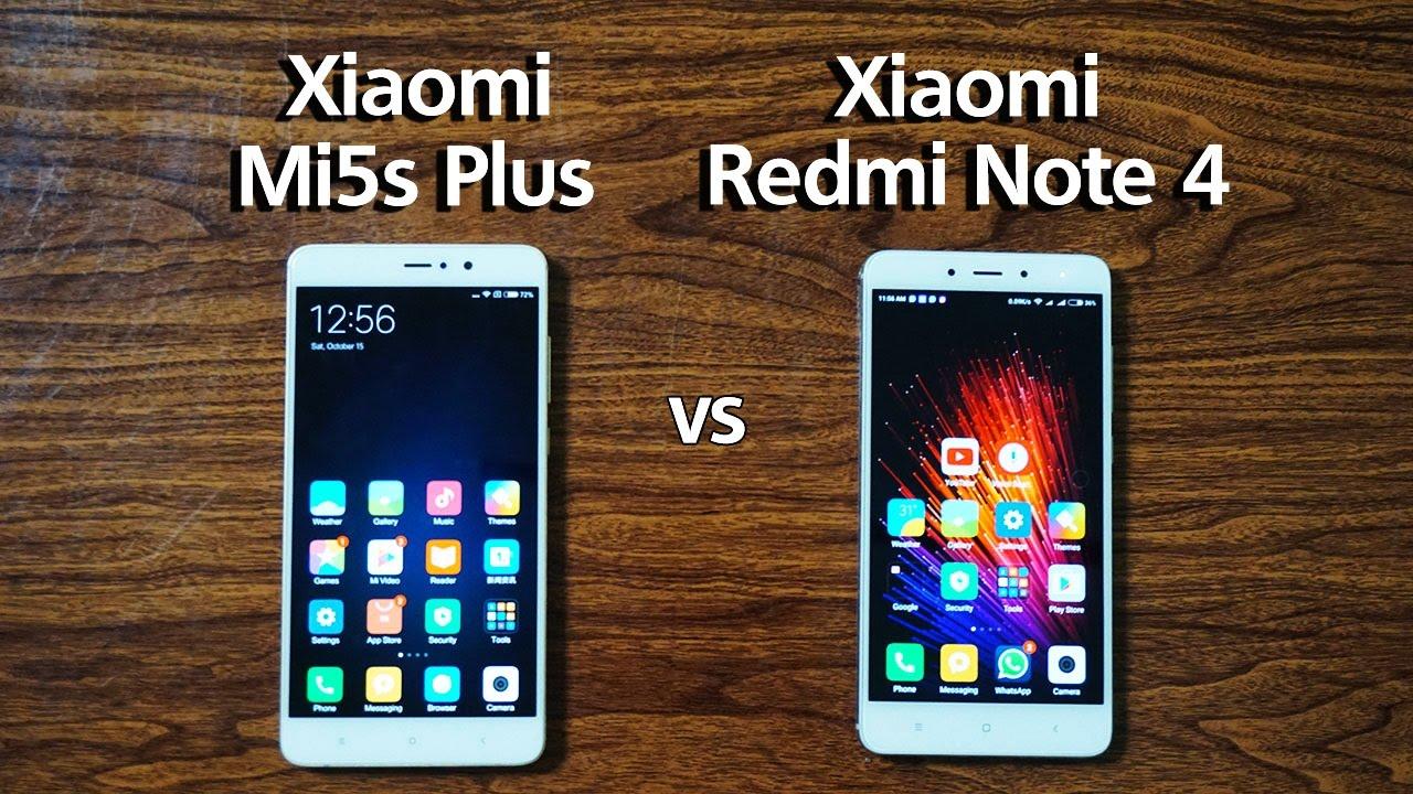 Xiaomi Redmi Note 4 Camera: Camera Test : Xiaomi Mi5s Plus Vs Xiaomi Redmi Note 4