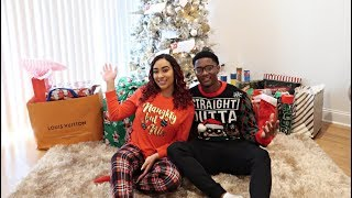 RISS & QUAN CHRISTMAS SPECIAL! *Emotional Present Opening*  VLOGMAS DAY 25