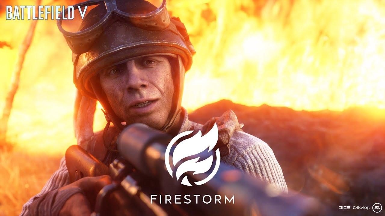 Battlefield V Feuersturm – Battle Royale, neu interpretiert für Battlefield  – Offizielle EA-Seite