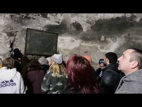 The story of the tomb of Joseph of Arimathea Church of the Holy Sepulchre. Jerusalem Israel