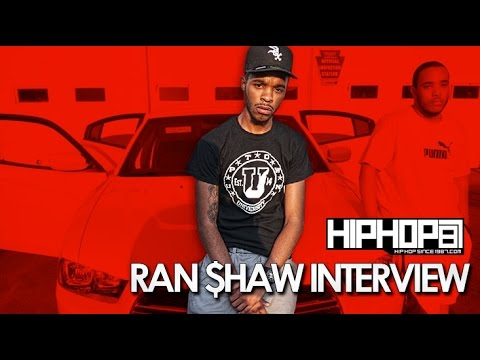 Ran Shaw Talks 'Lil Kenny Is The Future, Vol. 2', Philly Support Philly Concert & More With HHS1987