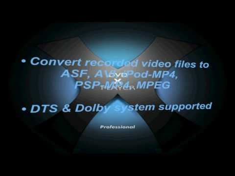 DVD X Player Region free feature