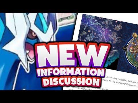 NEW Pokemon Game Information & Codename Pokemon Star (Discussion)