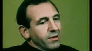 Leonard Rossiter interviews