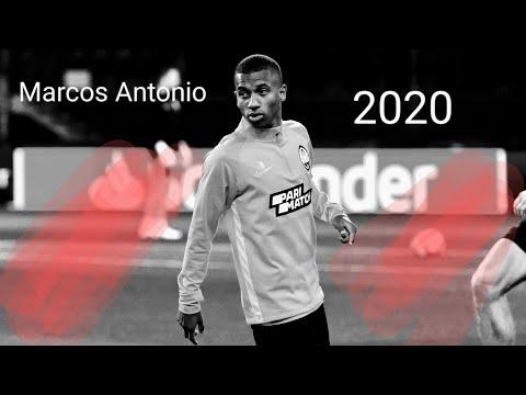 Marcos Antonio IS THE NEW BRAZLIAN MIDFIELD MAESTRO 2020 HD
