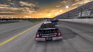 Nascar 2005 Gamecube Dolphin Widescreen 60fps HD gameplay