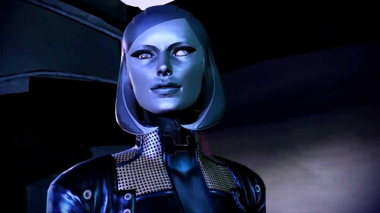 Edi Mass Effect mass effect 3 - edi malfunction: everyones' reaction v2 (citadel dlc
