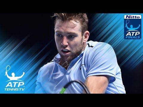 Federer downs Cilic; Sock stuns Zverev | Nitto ATP Finals 2017 Highlights Day 5