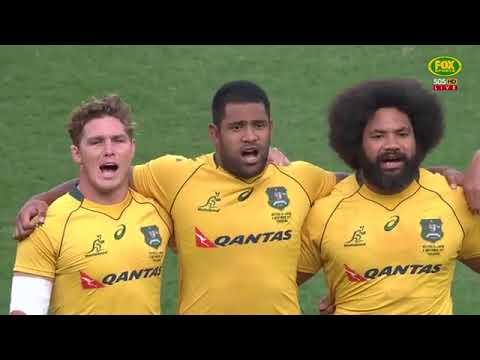 Rugby Insano - Test Match 2017   Japan V Australia