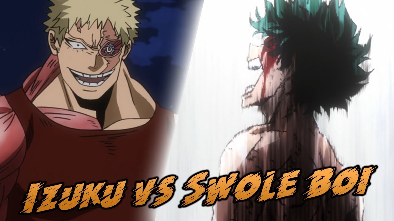 Izuku Becomes A True Hero My Hero Academia Season 3 Episode 4