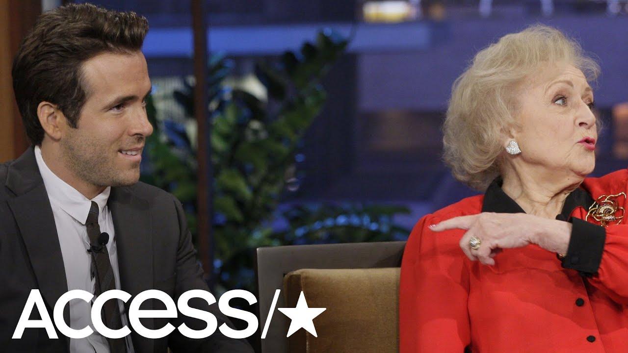 Ryan Reynolds Hilariously Wishes 'Ex-Girlfriend' Betty White A Happy Birthday