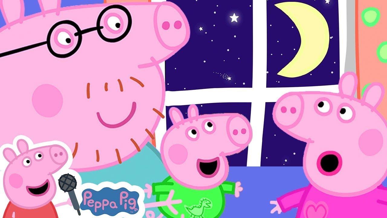 Twinkle Twinkle Little Star Lullaby 🌟 Peppa Pig Songs   Nursery Rhymes + Kids Songs