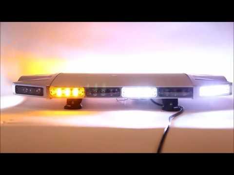 Falcon Flight Emergency 3 Watt Led Light Bar 27 In Doovi
