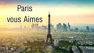 Welcome Paris la ville Parisienne capitale de France