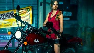 Resident Evil 2 Remake - All Claire & Leon Costumes Trailer (2019)