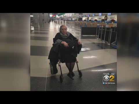 Aviation Blog - Jay Ratliff - Airlines Leaves Woman Overnight at Chicago/O'Hare