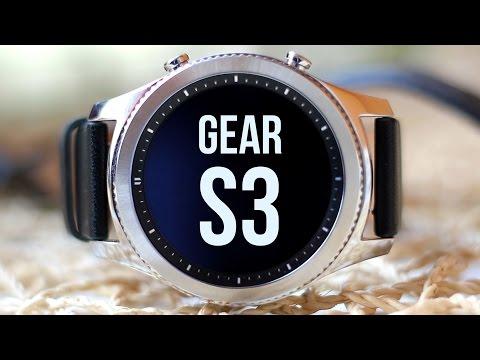 Gear S3 classic, il nuovo, grande, smartwatch di Samsung | #RECENSIONE ITA
