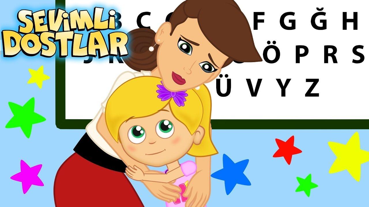 Öğretmen ile ilgili animasyon