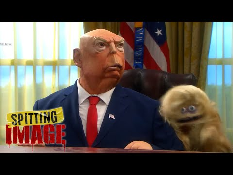 Donald Trump's Election Masterstroke | Spitting Image