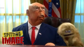 Donald Trump's Election Masterstroke | Spitting Image