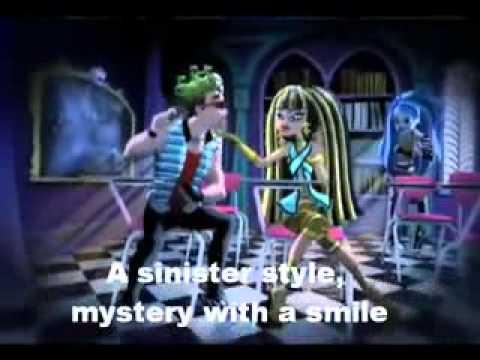 Monster High Fright Song Video & Lyrics.mp4