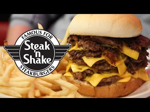 STEAK N' SHAKE - IN FIRST PERSON VIEW